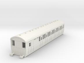 o-148-lner-quint-d85-brake-3rd-coach-5 in White Natural Versatile Plastic