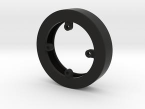 Margouillat   2.2 Hollow Rim Full print in Black Natural Versatile Plastic