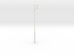 Louis Poulsen Toldbod 290 Pedestrian Pole Light in White Natural Versatile Plastic