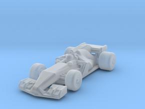 F1 2017 Z-Scale in Smooth Fine Detail Plastic: 1:220 - Z