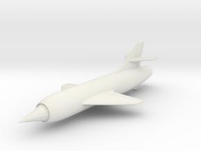 (1:144) Sud-Est Aviation X-207 S in White Natural Versatile Plastic