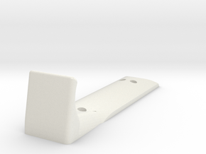 Longshot F10555 Pump Upgrade in White Natural Versatile Plastic