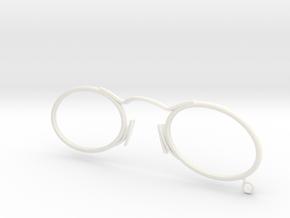 1h1 in White Processed Versatile Plastic