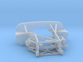 GINETTA G4 Bulkhead Steering 1/24 in Smooth Fine Detail Plastic