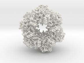 Glutamine Synthetase in White Natural Versatile Plastic