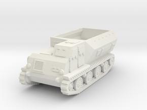 1/144 Type 1 Ho-Ki APC in White Natural Versatile Plastic