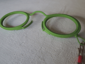 1g in Green Processed Versatile Plastic