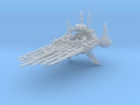 World Destroyer in Smooth Fine Detail Plastic