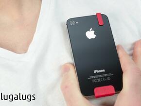 plugalugs in Red Processed Versatile Plastic