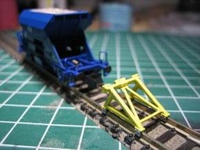 N FIXSTOP OK stootjuk (3 stuks) in Smoothest Fine Detail Plastic