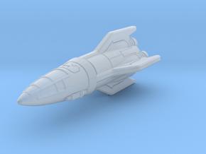IPF Kestrel Fighter Rocket in Smoothest Fine Detail Plastic