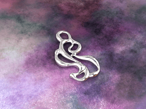 Nature's rhythms in Polished Silver