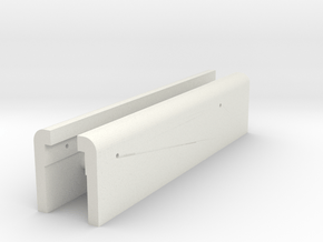 NS 6400 windfaan scale 1 (1:32) in White Natural Versatile Plastic