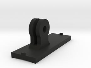 Mount för Removu K1 compatible with a GoPro mk2 in Black Natural Versatile Plastic