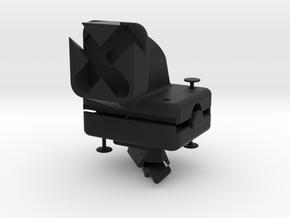 Variable Riser Adapter for BMW Nav5/6 Mount Cradle in Black Natural Versatile Plastic