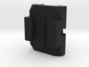 GOPRO Mount (PicaPro) in Black Natural Versatile Plastic