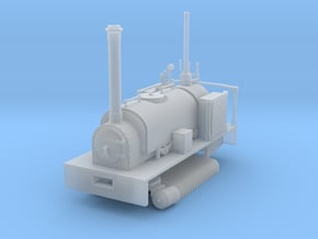 RAR lord Raglan Adapted  in Smooth Fine Detail Plastic: 1:43.5