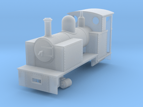 RAR Ajax Adapted in Smooth Fine Detail Plastic: 1:43.5