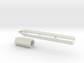 VOID pen 0424_fin in White Natural Versatile Plastic