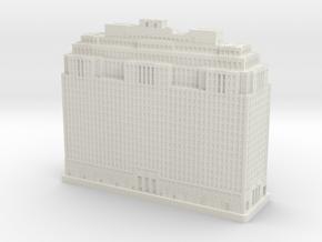 One Penn Center (1:1250) in White Natural Versatile Plastic