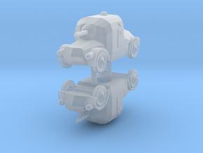 "1/285 (6mm) Skoda PA-II ""Delovy"" in Smooth Fine Detail Plastic"