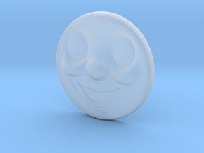 Thomas Face V1 (Payne) N in Smooth Fine Detail Plastic