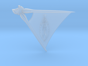 Reaver Sail - Blade in Smooth Fine Detail Plastic