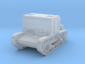 T-26TB 1:144 in Smooth Fine Detail Plastic