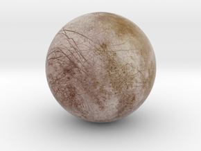 Europa 1:250 million in Full Color Sandstone