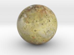 Io 1:250 million in Full Color Sandstone
