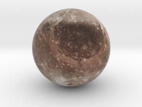 Ganymede 1:250 million in Full Color Sandstone