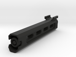 Psycho Mock Laser Sight Attachment in Black Natural Versatile Plastic