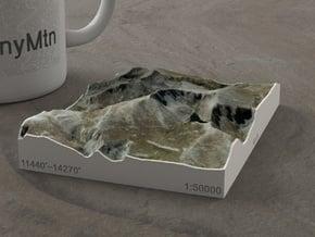 Evans/Bierstadt, Colorado, USA, 1:50000 in Full Color Sandstone