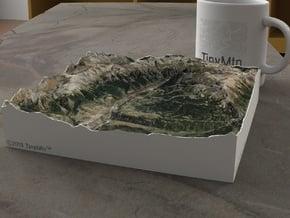 Telluride, Colorado, USA, 1:100000 Explorer in Full Color Sandstone