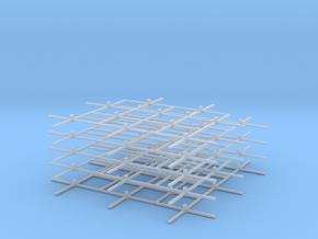 Aspas (x62) in Smooth Fine Detail Plastic