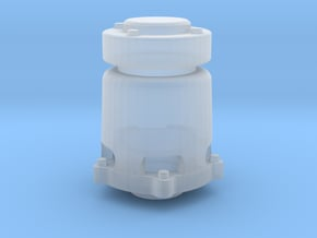 "1/20 ""pop-off"" valve regular version for the 1993  in Smoothest Fine Detail Plastic"