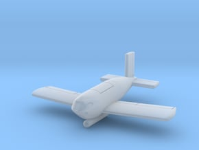 (1:285) Messerschmitt Me P.1103/I in Smooth Fine Detail Plastic