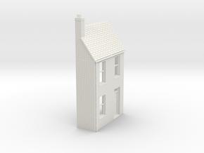 z-76-lr-t-house-rd-brick-comp in White Natural Versatile Plastic