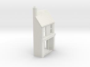 z-87-lr-t-shop-rd-brick-lc-comp in White Natural Versatile Plastic