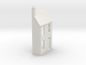 z-87-lr-t-house-rd-brick-comp in White Natural Versatile Plastic
