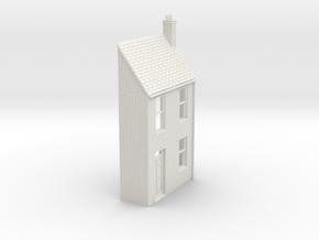 z-87-lr-t-house-ld-brick-comp in White Natural Versatile Plastic