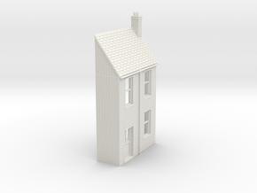 z-76-lr-t-house-back-ld-brick-comp in White Natural Versatile Plastic
