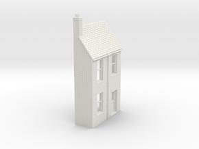 z-76-lr-t-house-back-rd-brick-comp in White Natural Versatile Plastic