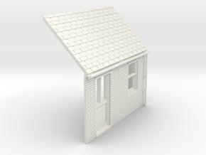 z-87-lr-house-extension-1 in White Natural Versatile Plastic