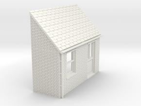 z-87-lr-house-extension-2 in White Natural Versatile Plastic