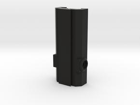 Picatinny/Weaver to Dovetail Converter in Black Natural Versatile Plastic