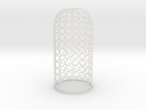 dome_honey_1 in White Natural Versatile Plastic
