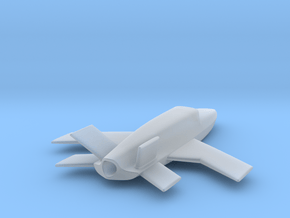 Barracuda 1:200 in Smooth Fine Detail Plastic