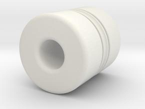 N-n18040X in White Natural Versatile Plastic