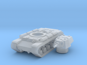 1/285 KV-8 in Smooth Fine Detail Plastic: Small